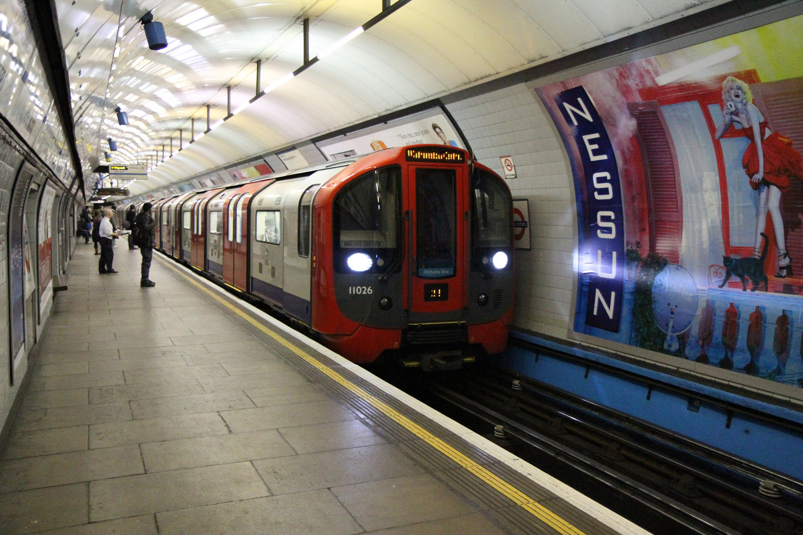 London underground victoria line history betting steelers browns betting line